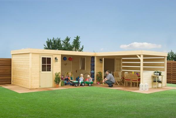 Van der vinne houtbouw - Ontwerp tuinhuis ...